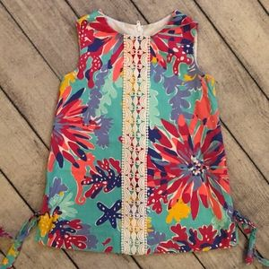 Lilly Pulitzer Toddler Girl Dress, Size 2T